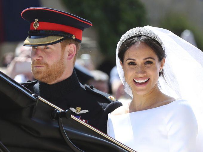 Ainda sobre o casamento real!