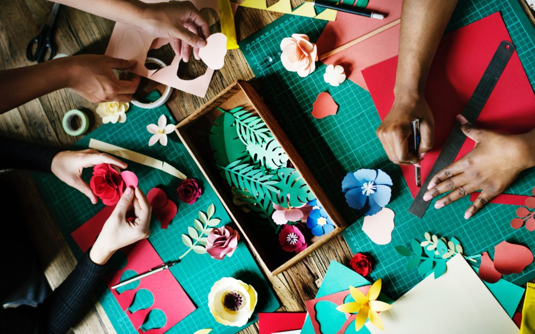 Fatores que impactam a criatividade das crianças.